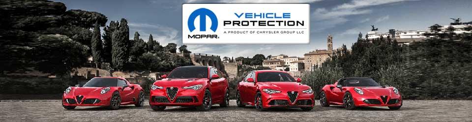 Alfa Romeo extended warranty